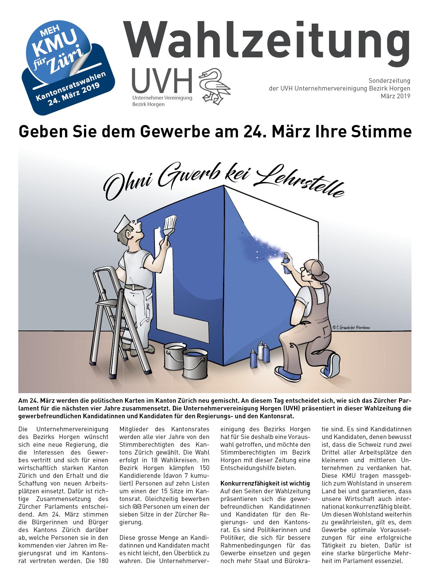 wahlzeitung